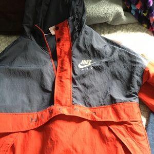 Nike Half ZIP waterproof jacket